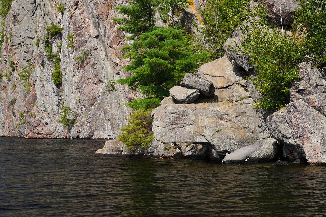 Bon Echo Provincial Park - Wanderer Boat Tour