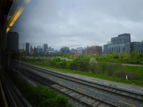 VIArail to Toronto