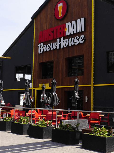 Toronto - Amsterdam Brewhouse