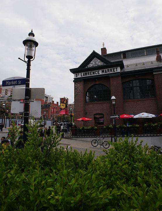 Toronto St Lawrence Market