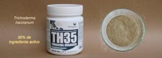 Biocontrolador y estimulante de crecimiento TH-35