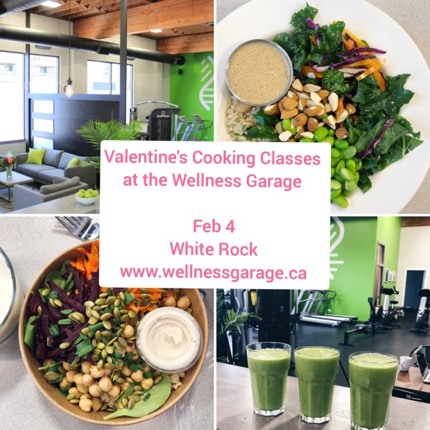 Cooking classes in White Rock