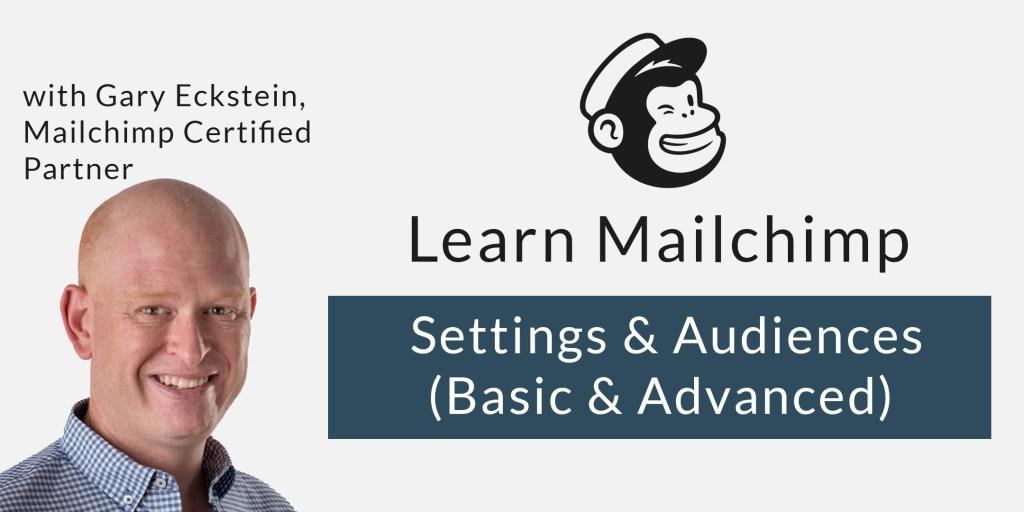 Mailchimp Audiences class