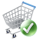 Get a WordPress powered Online shop quickly. It's easy to use.