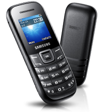 Simpl, inexpensive and very good phone by Samsung