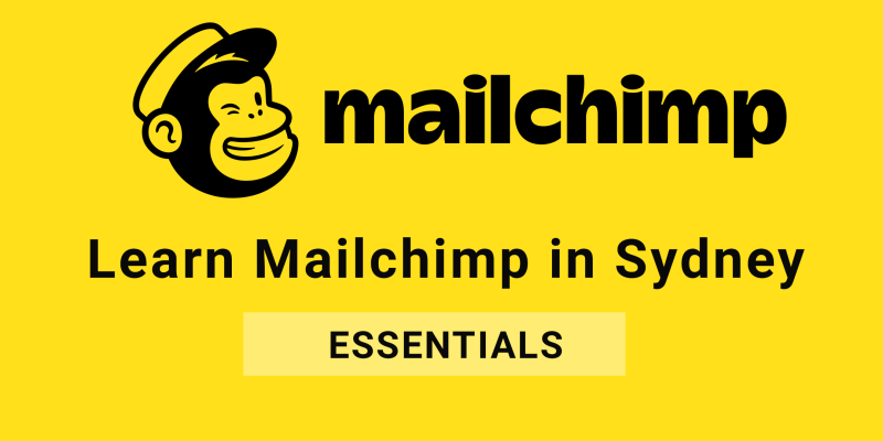 Sydney Mailchimp training