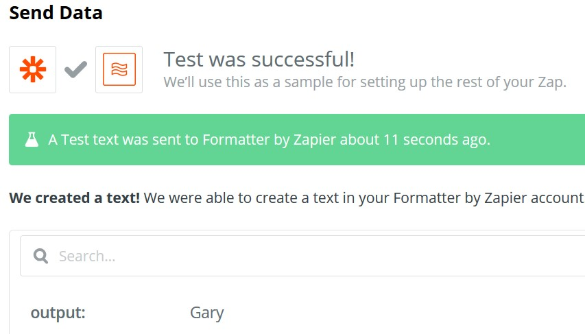 Zapier test and review