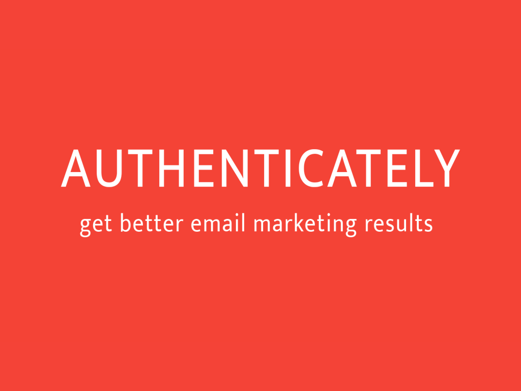 Authenticately | Mailchimp authentication service