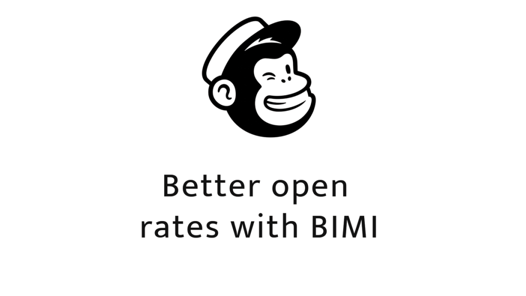 Better Mailchimp open rates with BIMI
