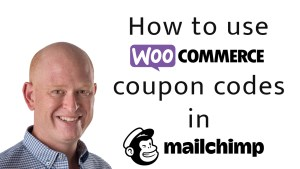 WooCommerce promo codes in Mailchimp