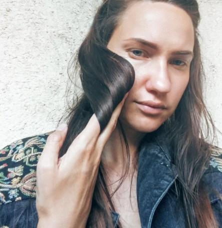 DeLuxe-NoPoo glänzendes, gesundes Haar