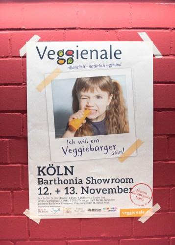 Die Veggienale 2016 in Köln
