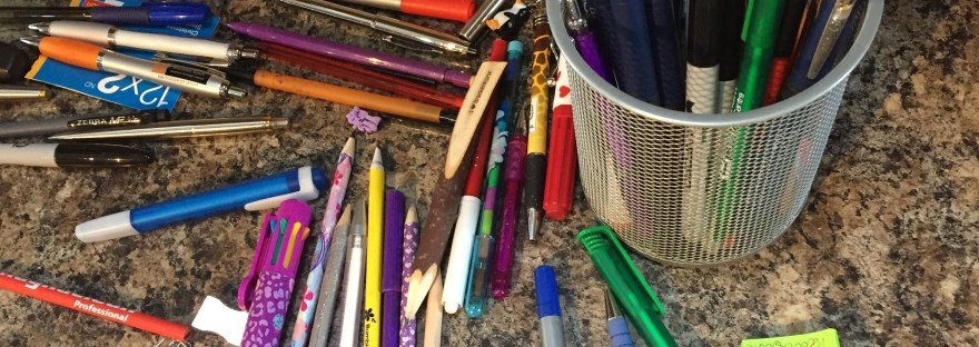 Pens to be tested and added to penpot