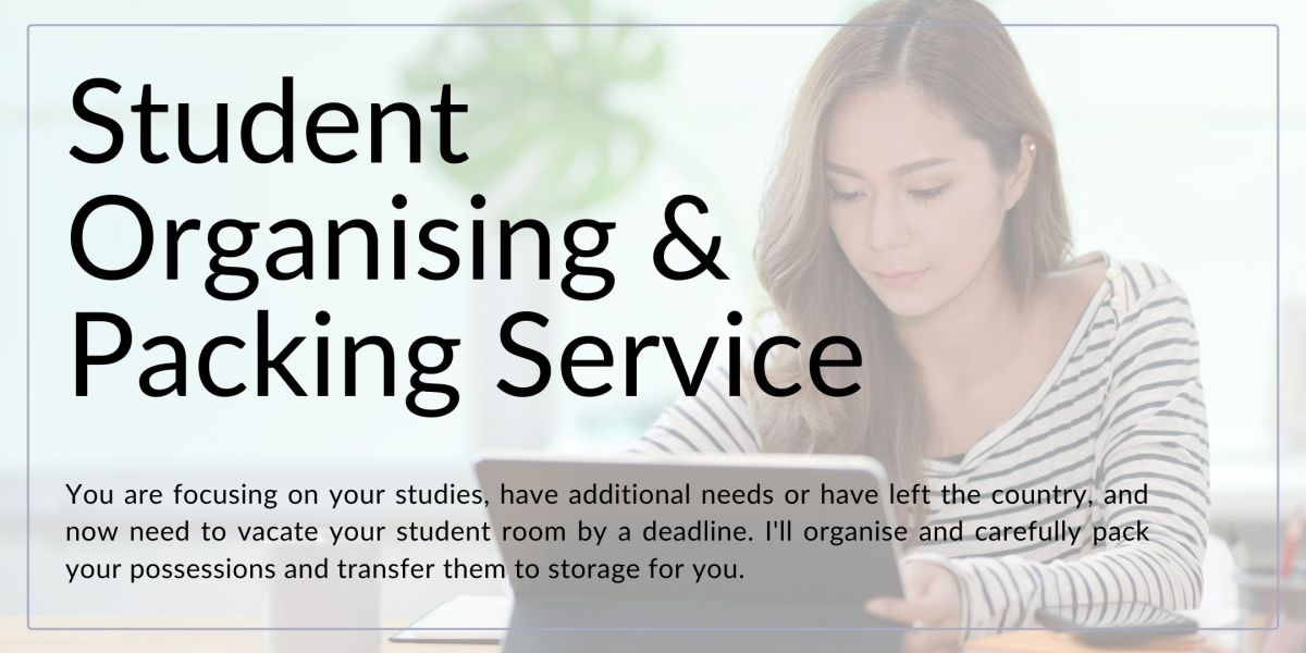 Student Organising & Packing Service