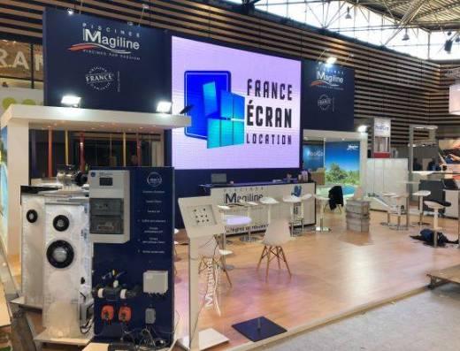 France Ecran location: Location des écrans géants LED