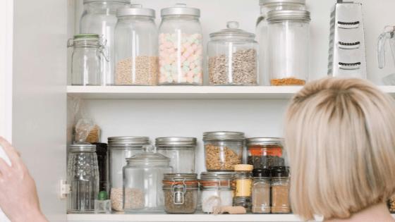 Comment faire l'inventaire de ses placards