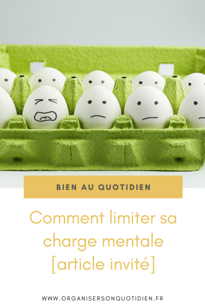 Comment limiter sa charge mentale