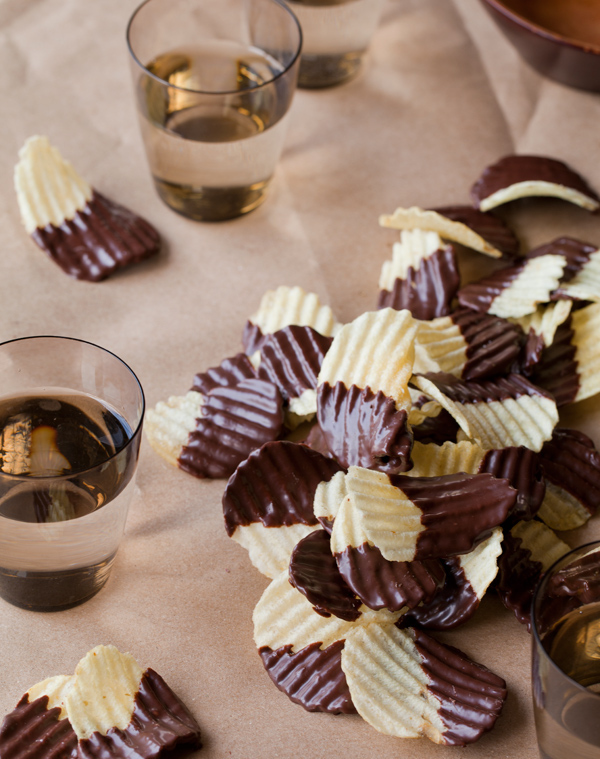 OrganisingChaosBlog - Weekly Inspiration - Chocolate covered chips
