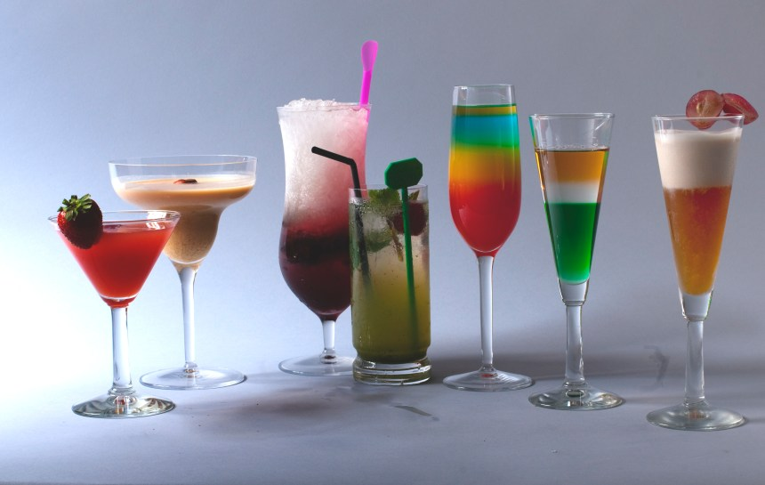 Formation cocktails