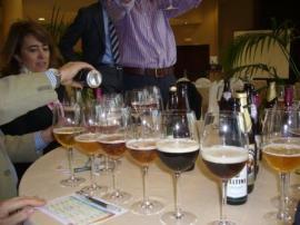Cata de Cervezas Palacio de Oriol en Bilbao