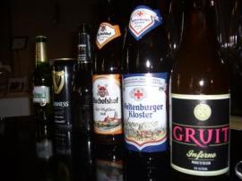 Cata de Cervezas por Eventos de Autor en Loft 39