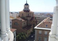Vistas desde la Terraza del Hotel Me Madrid Reina Victoria