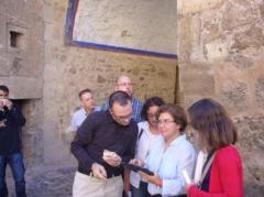 Desafio IPad Medieval por las calles de Pedraza
