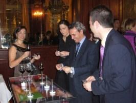 Casino del vino en el Casino