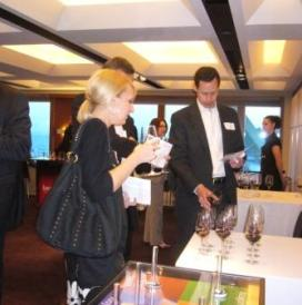 Bewine Casino del Vino en el Hotel Arts