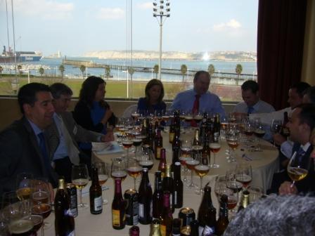 Cata de Cervezas Palacio de Oriol