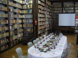 Catas de Vino y Jamón en Palacio de Abrantes_1