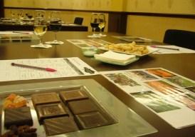 Catas de Chocolate en toda España