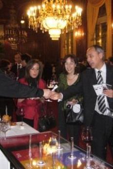 Bewine Casino del Vino en el Casino de Madrid