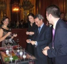 Casino del vino Bewine en el Casino de Madrid