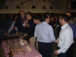 Ruleta del Paladar en Las Cuevas del Vino en Chinchón_1