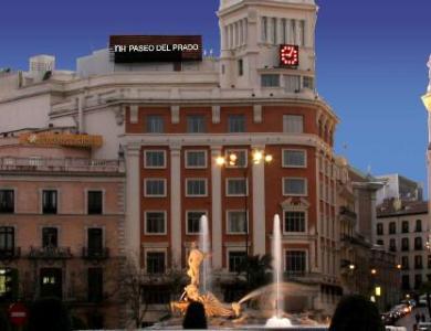Hotel nh-paseo-del-prado-madrid