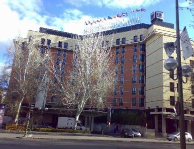Hotel NH Alberto Aguilera