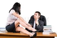 secretary seductress