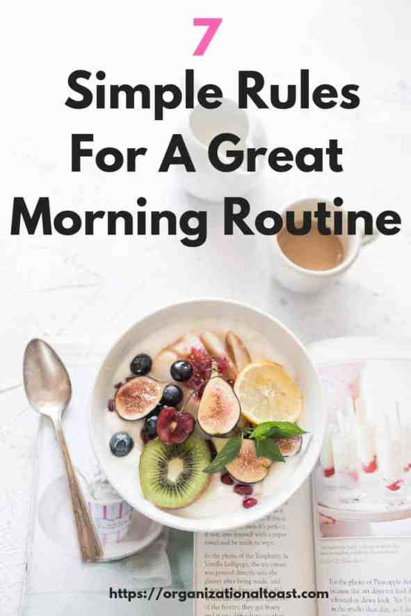 morning routine for moms   tips to have a stress free morning   start your day right with this simple morning routine
