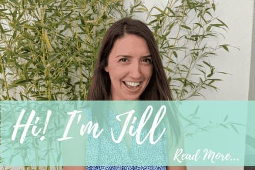 Hi! I'm Jill