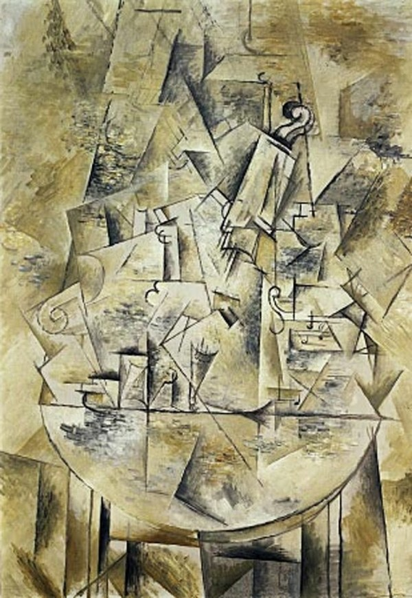 Picasso Early Cubism