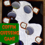 Kids Halloween Creepy Mummy Coffin Touch And Guess Party