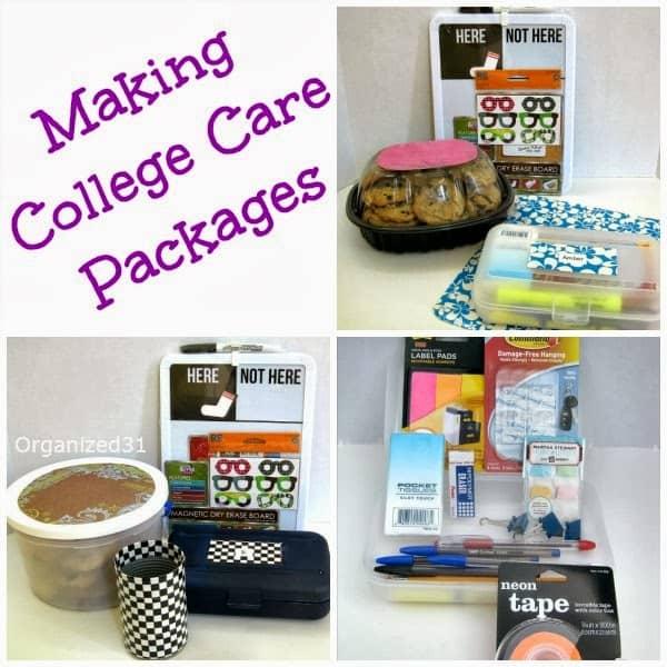 making a college care
