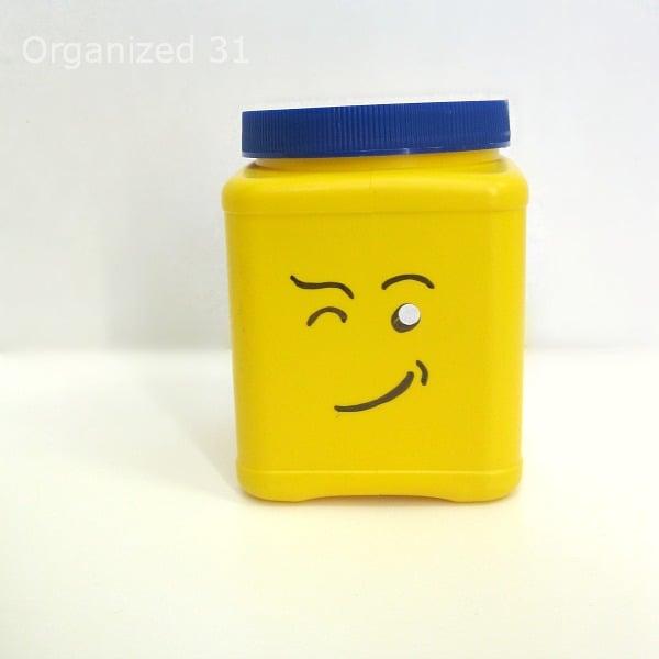 Smiling Lego
