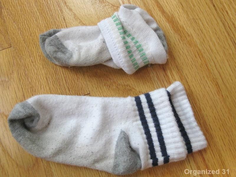 How to Fold Socks - Organized 31