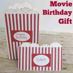Movie Birthday Gift sq