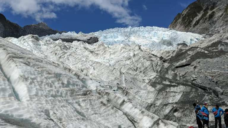 Franz Josef Glacier South Island New Zealand