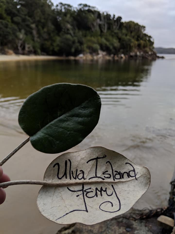 Ferry tickets to Ulva Island Stewart Island New Zealand