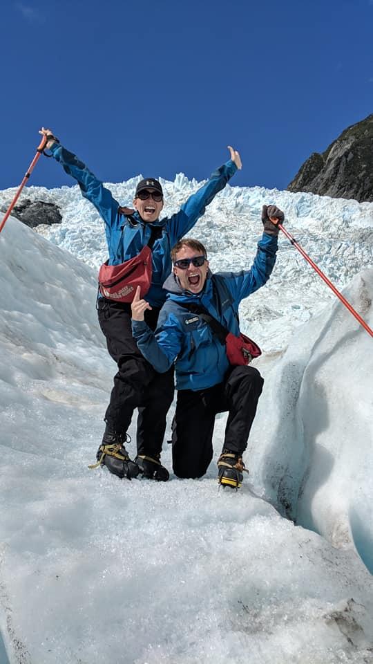 Helihiking Franz Josef Glacier