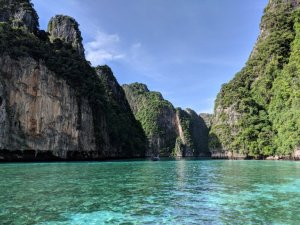 Pileh Bay Phi Phi Islands Thailand